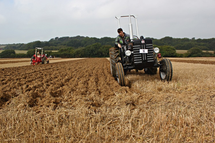 RelaxedPloughing