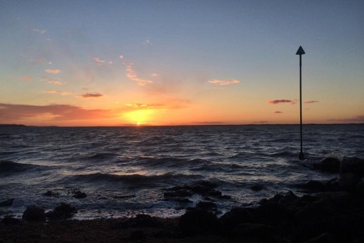 Another Gurnard Sunset